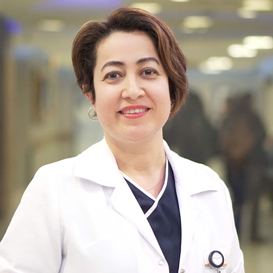 Hemşire Nuray Kaya